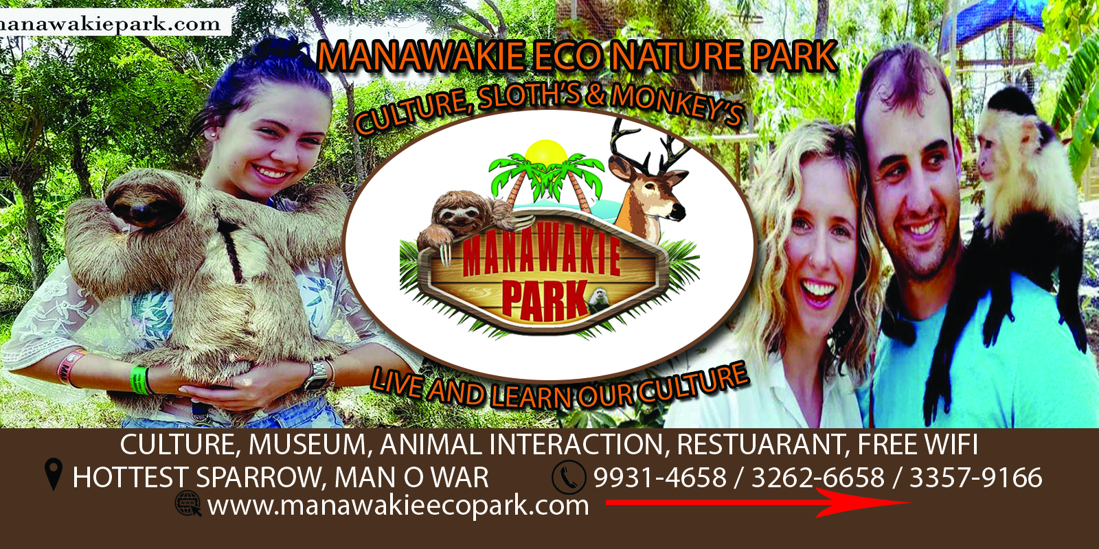 Manawakie Eco Park